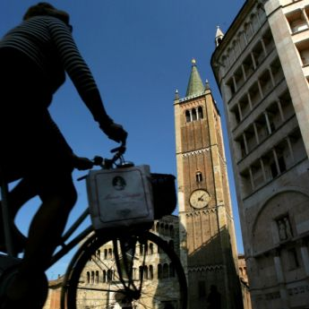 Tour di Parma in bicicletta